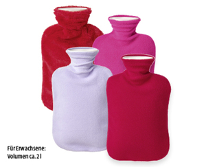 EASY HOME®  Wärmflasche