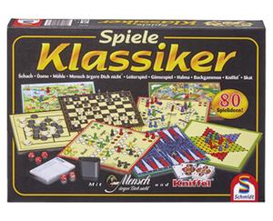 Schmidt Spiele Familien-Spielesammlung