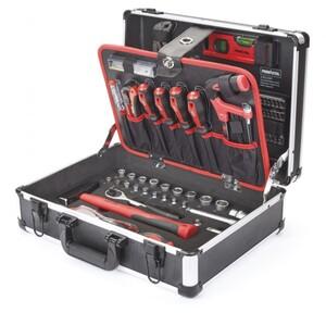 Primaster Werkzeugkoffer 135 teilig ,