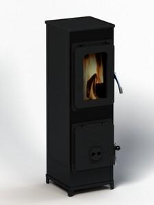 TrendLine Werkstattofen Sasel ,  Nennwärmeleistung: 5,0 kW, mit Fenster