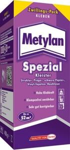 Metylan Spezial Tapetenkleister ,  je 200 g, 2er Pack