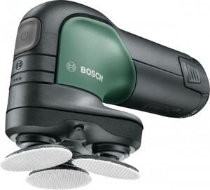 Bosch Schleifer EasyCurv Sander 12 ,  12 V, 2,5 Ah, inkl. 1 Akku und Ladegerät
