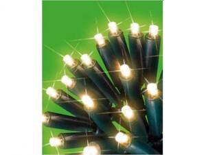 TrendLine LED-Lichterkette 35 LED ,  weiß,  für den Innenbereich, 3,5 m, Kabel grün