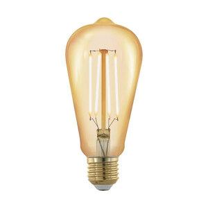 "Eglo              LED-Leuchtmittel ""Amber-ST64"", E27, 4 W"