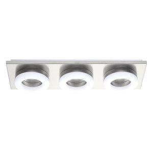 """Eglo              LED Wand- & Deckenleuchte """"Palena"""", 41,5x32 cm"""