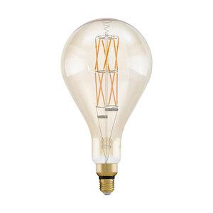 """Eglo              XXL LED-Leuchtmittel """"Amber-PS160"""", E27, 8 W"""