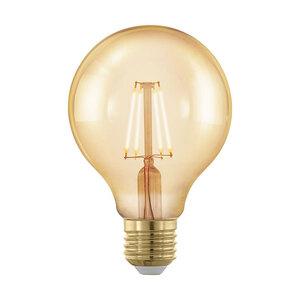 "Eglo              LED-Leuchtmittel ""Amber-G80"", E27, 4 W"