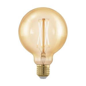 "Eglo              LED-Leuchtmittel ""Amber-G95"", E27, 4 W"