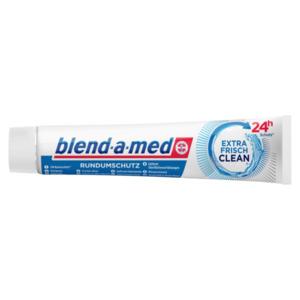 Blend a med Zahncreme Classic oder Weiss