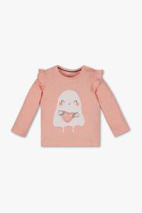 Baby Club         Langarmshirt - Bio-Baumwolle