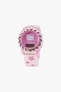 Hello Kitty - Armbanduhr - Glanz Effekt