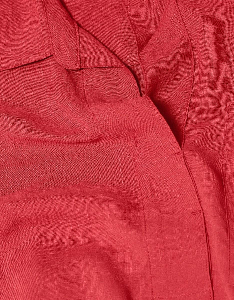 Bild 3 von Esprit - Kleid mit Bindegürtel