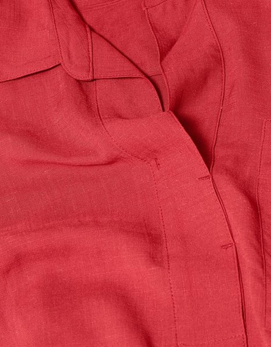 Bild 4 von Esprit - Kleid mit Bindegürtel