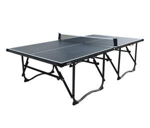 Tischtennisplatte, 4-fach faltbar