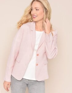 Bexleys woman - Reversblazer in gemusterter Strukturware