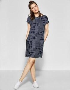 CECIL - Kleid mit Kachelprint Nette