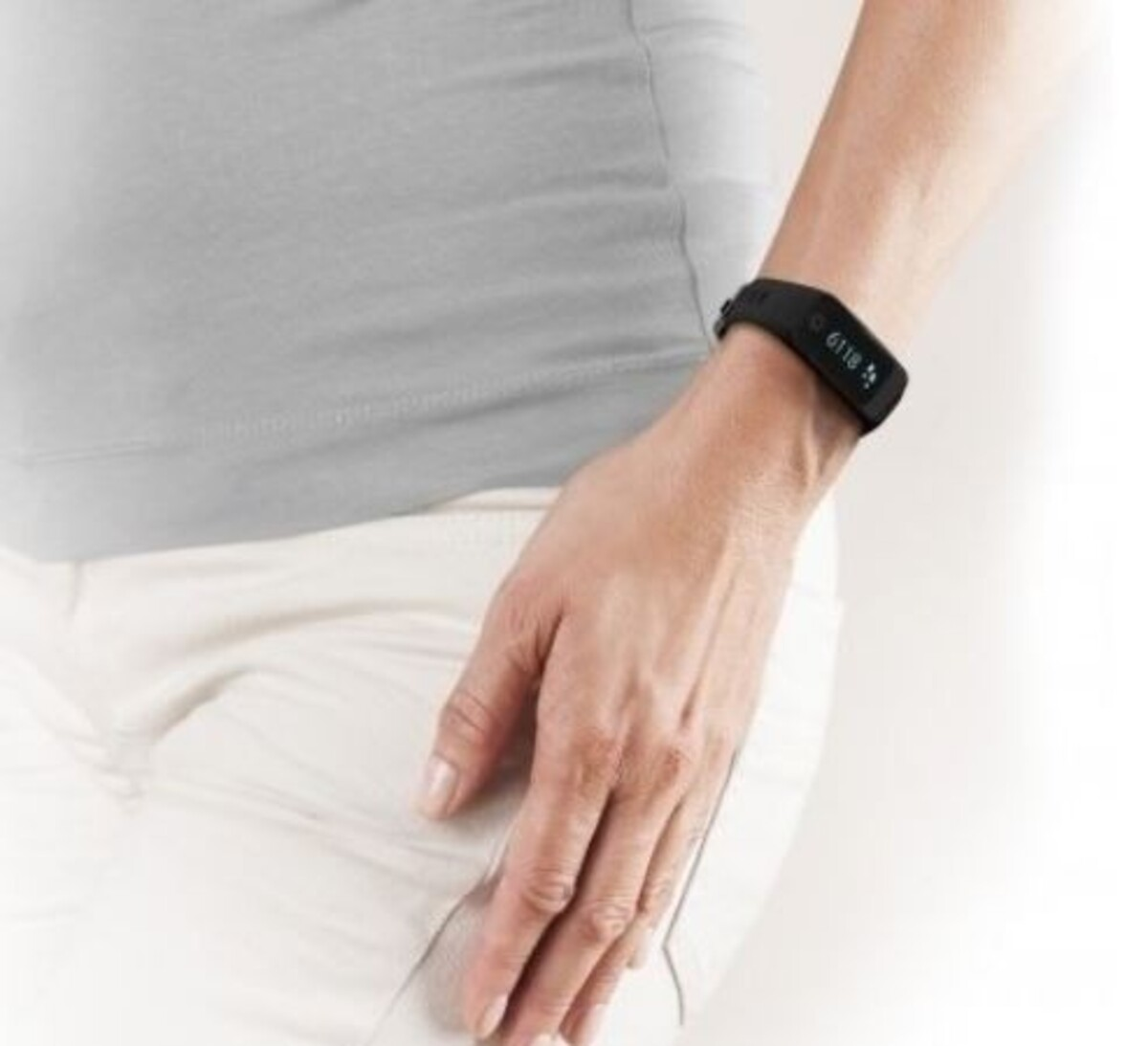 Bild 2 von Medisana Activity Tracker ViFit Touch | B-Ware - der Artikel ist neu - Verpackung geöffnet