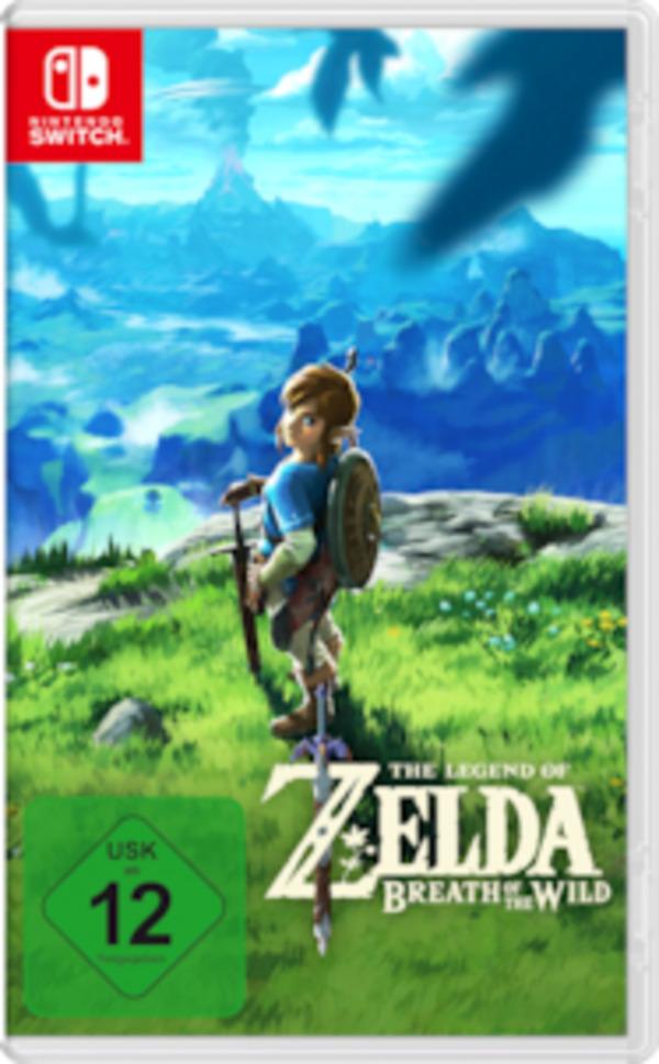 Nintendo The Legend of Zelda | B-Ware - der Artikel ist neu - Verpackung wurde geöffnet - volle gesetzliche Gewährleistung