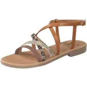 Post Xchange Sandale Damen braun