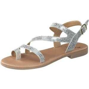 Post Xchange Sandale Damen silber