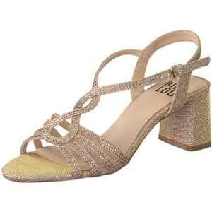 BIBI LOU Sandale Damen gold