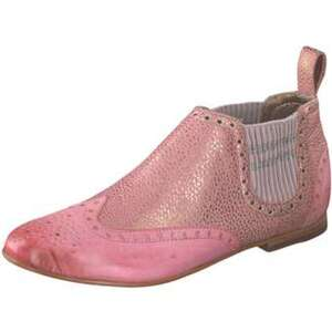Melvin & Hamilton Chelsea Boots Damen rosa