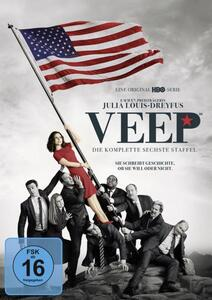 Veep - Staffel 6  [2 DVDs]