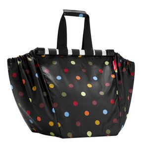 Reisenthel Einkaufstasche easyshoppingbag dots, black 99
