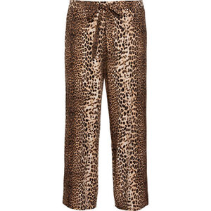 Adagio Damen Culotte Hose, leopard, 40, 40