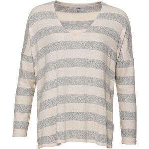 Only Damen Pullover, hellgrau, L, L