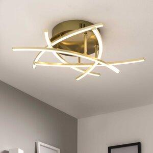 Honsel LED-Deckenleuchte   Cross