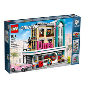LEGO® Creator Expert 10260 American Diner