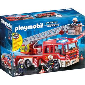PLAYMOBIL® City Action - Feuerwehr-Leiterfahrzeug 9463