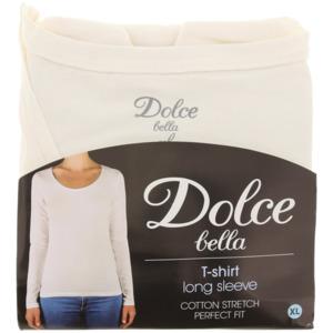 Dolce Bella Basic-T-Shirt Basic