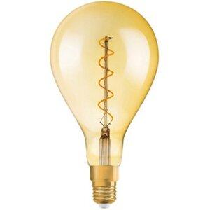 Osram LED-Lampe 1906 Glühlampenform E27 / 5 W (300 lm) Warmweiß EEK: A