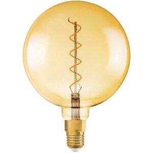 Osram LED-Lampe 1906 Globeform E27 / 5 W (300 lm) Warmweiß EEK: A
