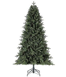 Dehner Künstlicher Weihnachtsbaum Tanne 'Espen', 210 cm