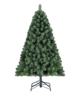 Dehner Künstlicher Weihnachtsbaum Tanne 'Aron', 150 cm