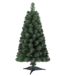Dehner Künstlicher Weihnachtsbaum Tanne 'Aron', 90 cm
