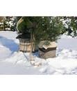 Bild 2 von Videx Winterschutz Schafwollmatte, dunkelbraun