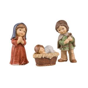 Goebel Figur Set: Heilige Familie, Bunt