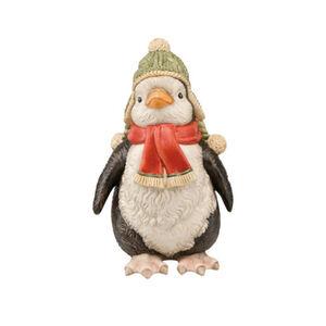 "Goebel Figur Pinguin ""Fridolin"", Bunt"