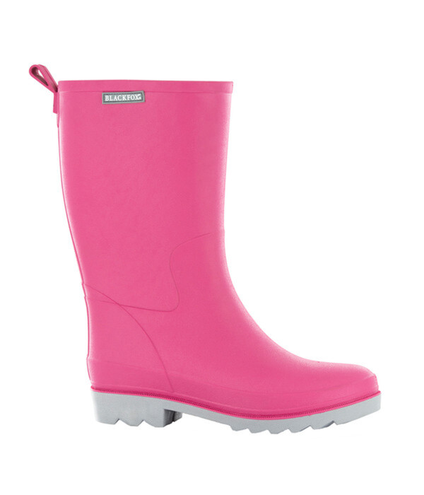 AJS Stiefel Happy, rosa
