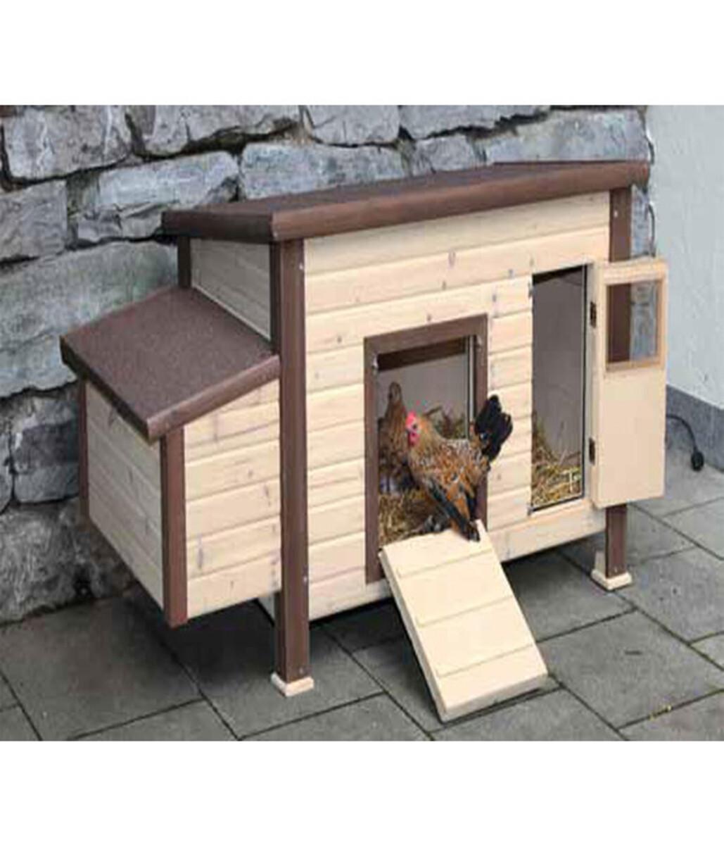 Bild 1 von Kerbl Thermo-Hühnerstall, beheizbarer