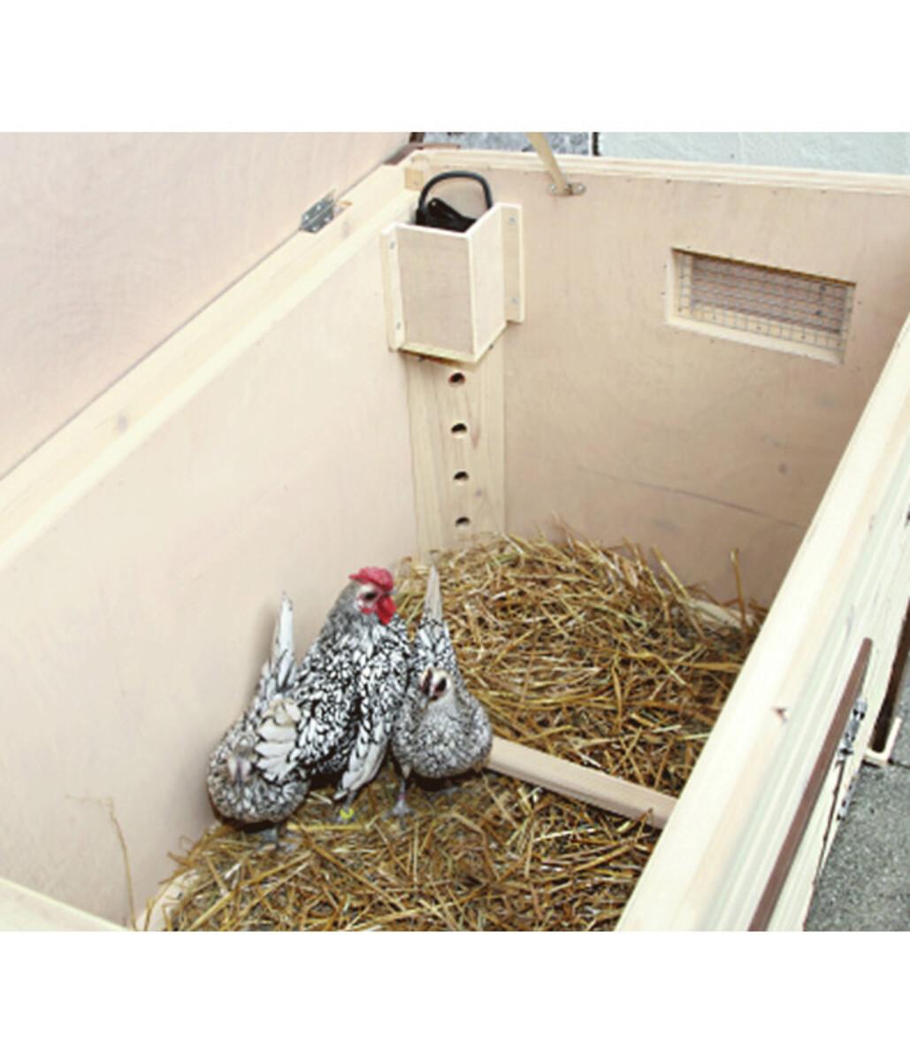 Bild 5 von Kerbl Thermo-Hühnerstall, beheizbarer