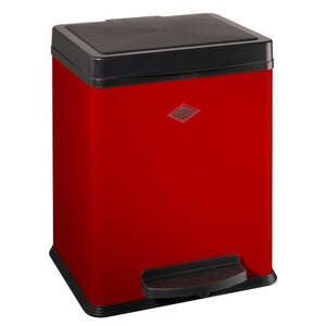 Wesco ABFALLSAMMLER 20 L, Rot