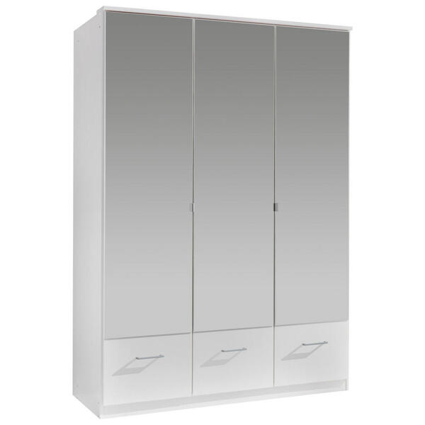 Xora DREHTÜRENSCHRANK 3 türig Weiß von XXXLutz für 299 € ansehen