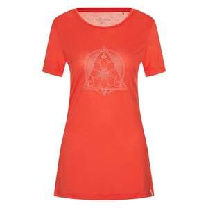 FRILUFTS TOMATO PRINTED T-SHIRT Frauen - Funktionsshirt