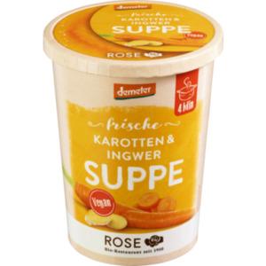 Rose Biomanufaktur Frische Suppe oder Eintopf