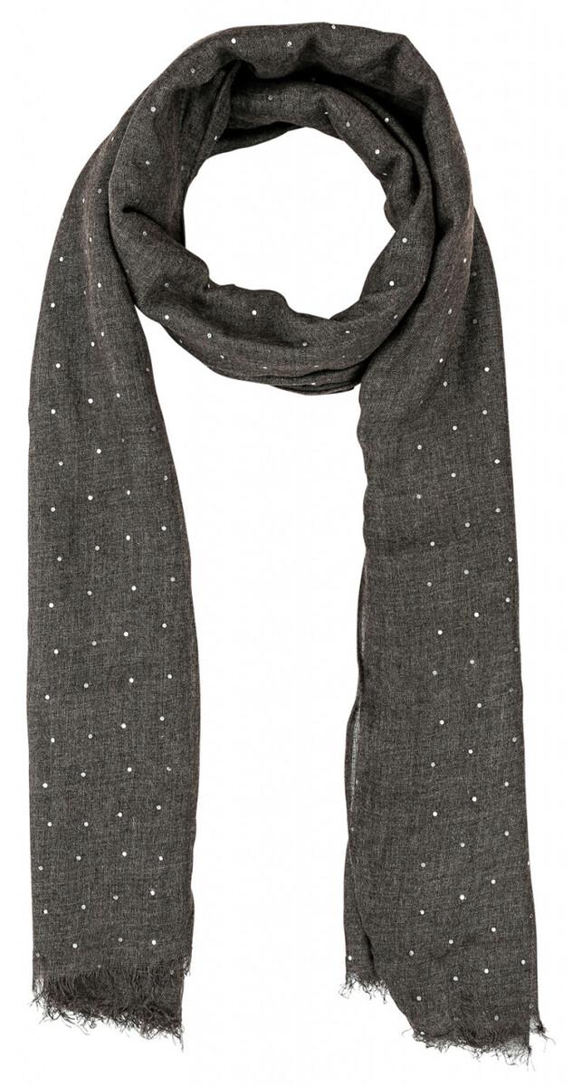 Bild 1 von Tuch - Brown With Dots